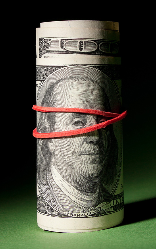 Benjamin Franklin would not be pleased