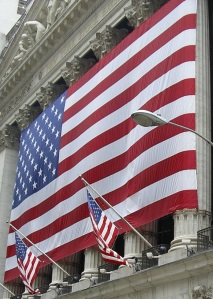 NYSE American flag