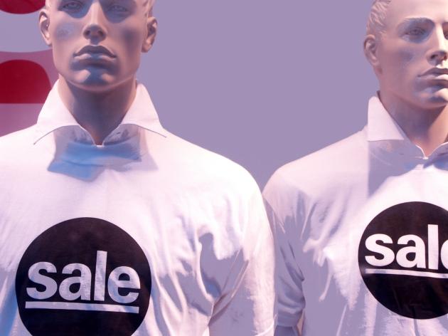Sale mannequins